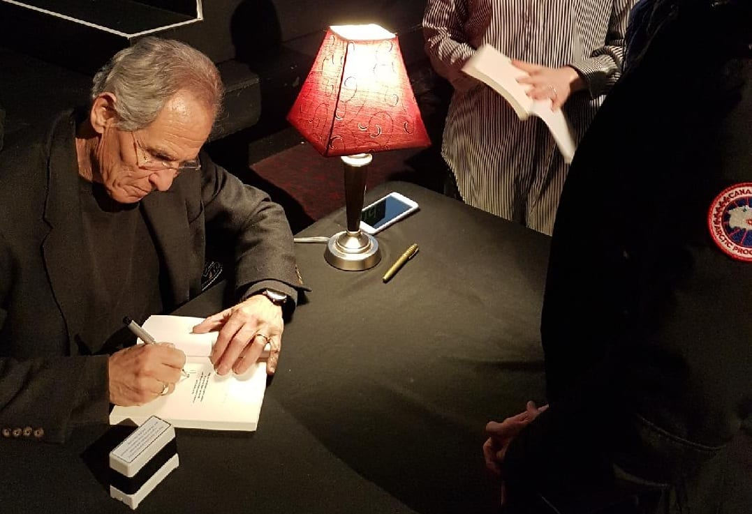 Jon Kabat-Zinn: An Intimate Interview… with 700 Other People